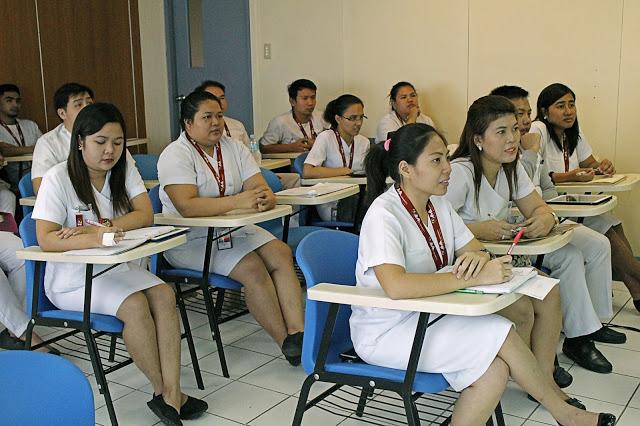 AMA School of Medicine - students in the area