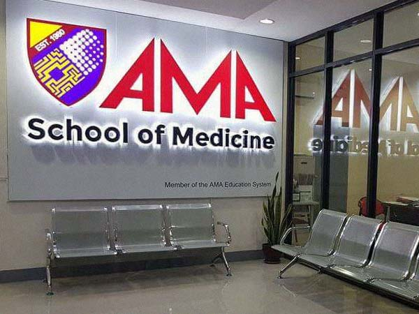 AMA School of Medicine - about