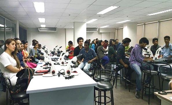 AMA School of Medicine - students