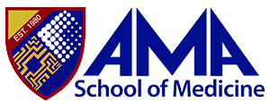 AMA School of Medicine -logo