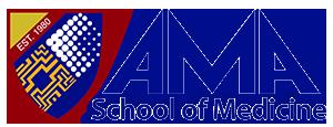 AMA School of Medicine -logo