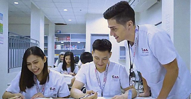 Students - AMA School of Medicine
